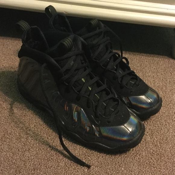 73851f84b7a Jordan Shoes - Invisibility Cloak Foamposite size 5